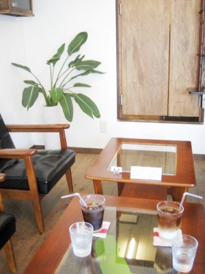 鎌倉のカフェ「Life」さん